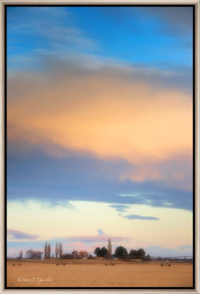 Alfalfa Cloudscape (1810057LNND8) Photograph for Sale as Fine Art Canvas Print