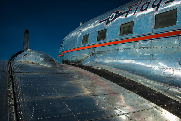 Photo of Douglas Aircraft Company DC-3 American Airlines Flagship Detroit