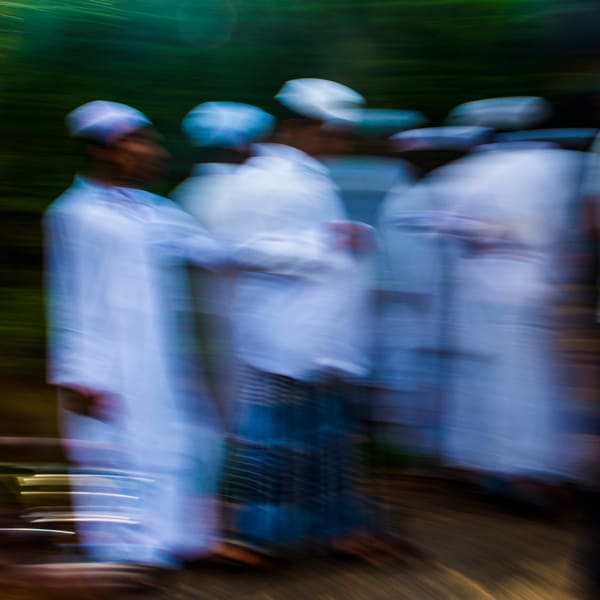 Diaphragmatic Hiatus #14 - Sri Lanka