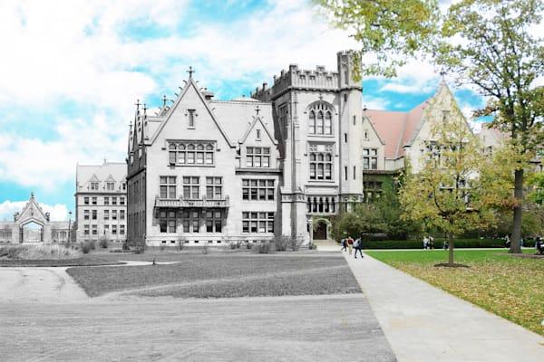 University Of Chicago Ryerson Lab Art | Mark Hersch Photography