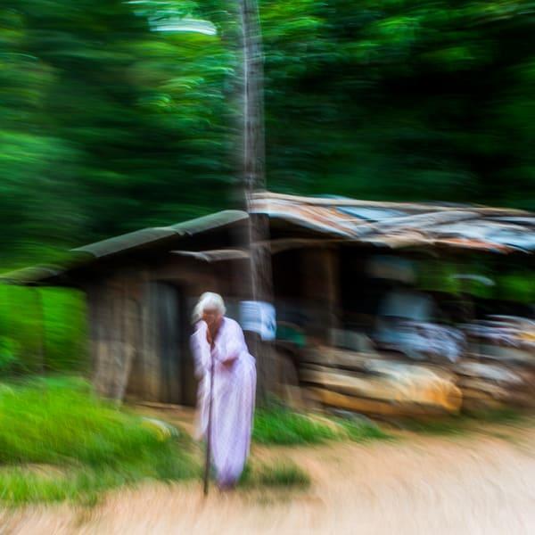 Diaphragmatic Hiatus #2 - Sri Lanka - Photography by Varial