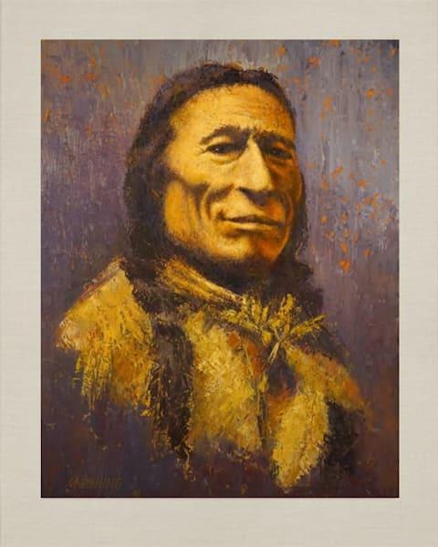Chief Iron Tail Oglala Lakota