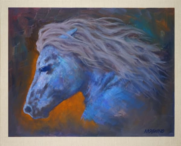 Thunder Horse Art | Kashino Design