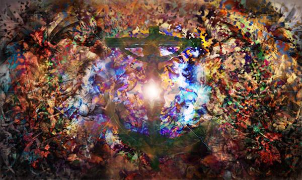 Portal Of Destiny Art | CMS Art Prints