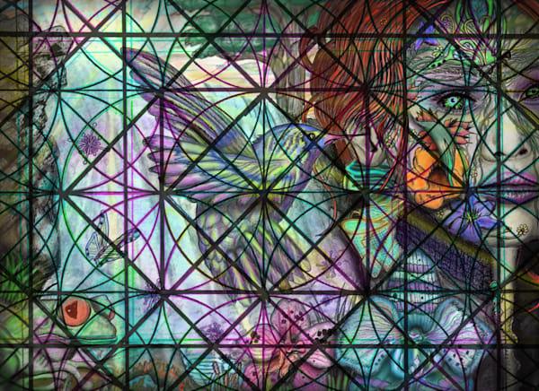 Integration Imagination (Sacred Geometry) Art | CMS Art Prints