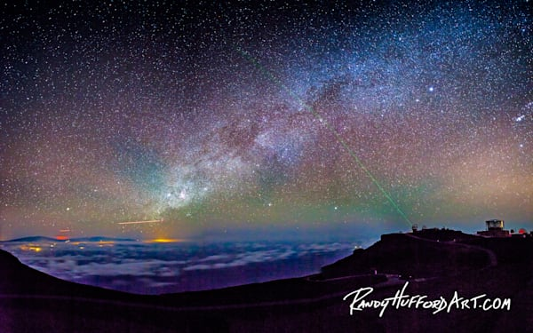 Milky Way Big Island