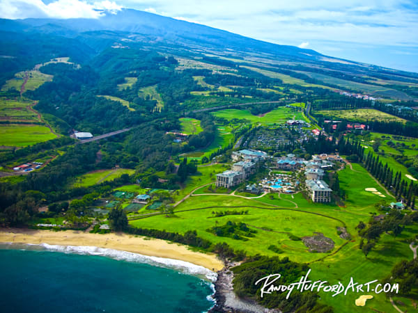 Ritz Carlton Aerial