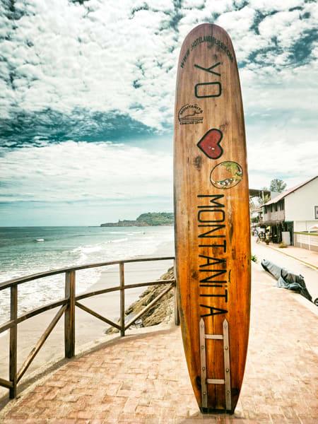 Wood Longboard