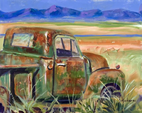 Stuck in Time | Southwest Art Gallery Tucson | Madaras