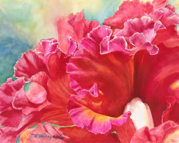 Frilly Art for Sale