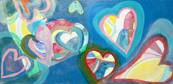 Heart 1 Art | Pam White Art