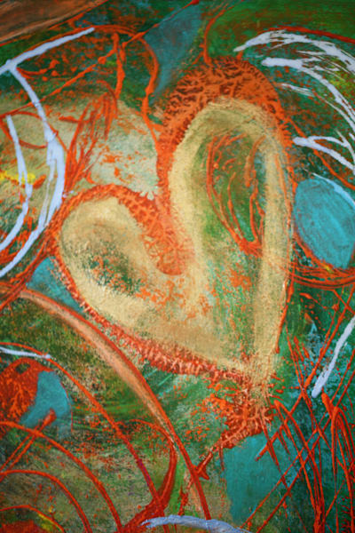 Heart 9 Art | Pam White Art