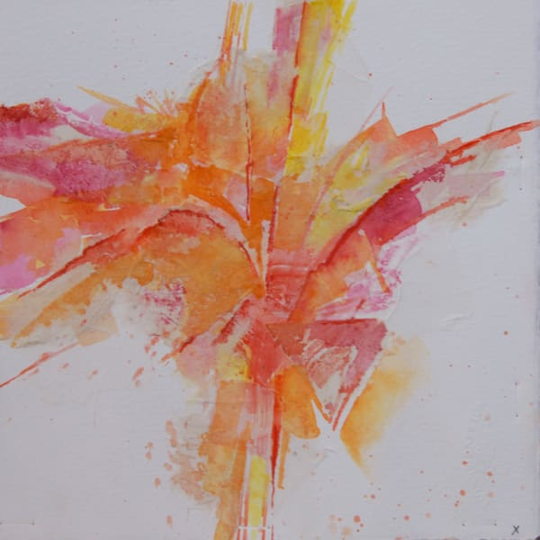 """Spirit Explosion 1"" by Judy Johnson 