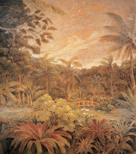 Island Paradise 2 (Center) | Contemporary Landscapes | Gordon Meggison IV