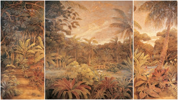 Island Paradise 1, 2, & 3 | Contemporary Landscapes | Gordon Meggison IV