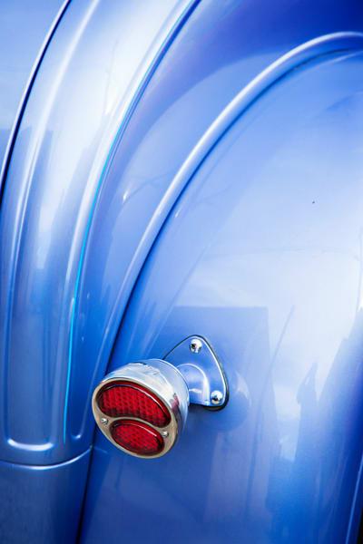 1931 Ford Model A Classic Car Back Fender 3218.02