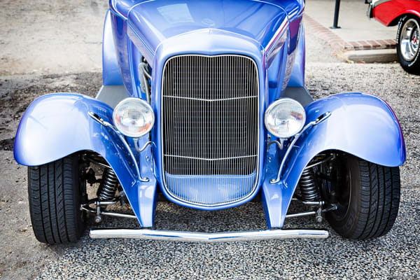 1931 Ford Model A Front End Classic Car 3214.02