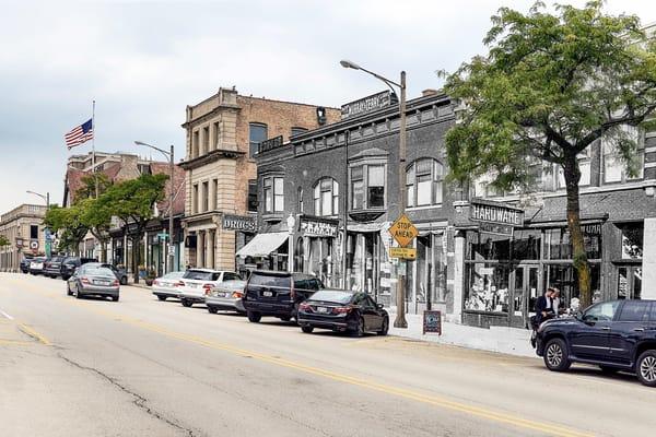 St. Johns Avenue, Highland Park IL