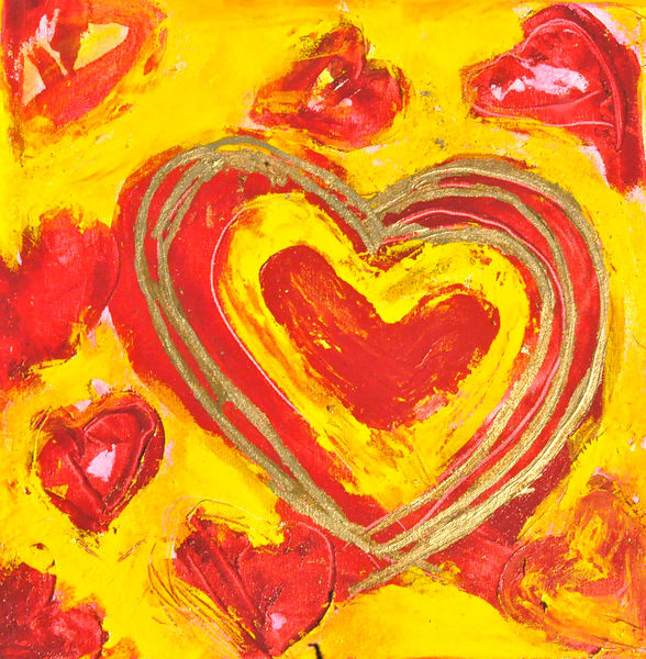 Heart 2 Art | Pam White Art