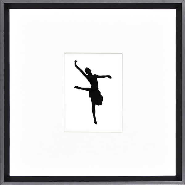 "12"" x 12"" Silhouette Still Motion Art 