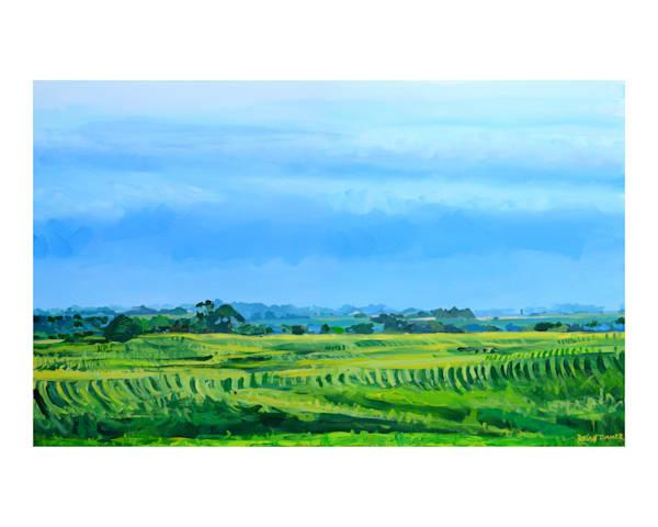Kansas Rain Art | Timmer Gallery | Brian Timmer Art
