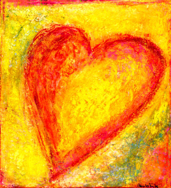 Heart  13 Art | Pam White Art