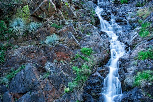 Yuca Falls