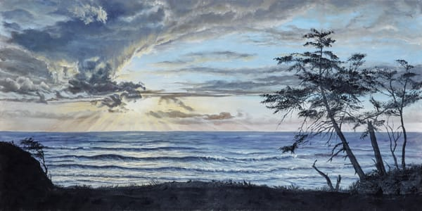 Come And Sit With Me Awhile Art | Cypress Cove Creations