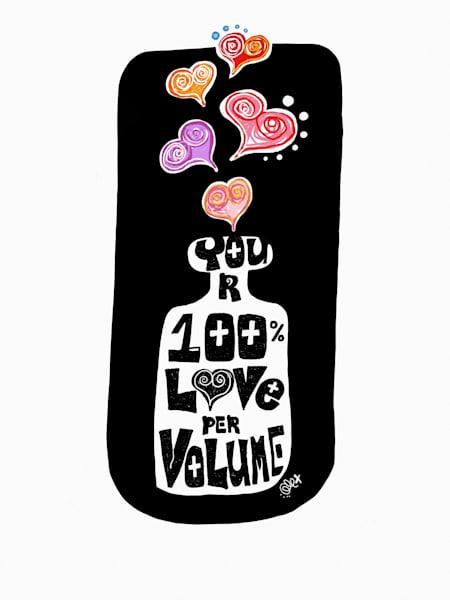 100% Love By Vol