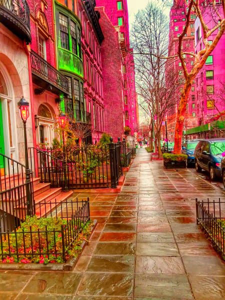 Streets Of Manhattan Photography Art | Cynthia Cincotti Art