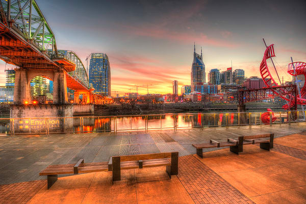 Nashville Noted Best Selling Photography Art