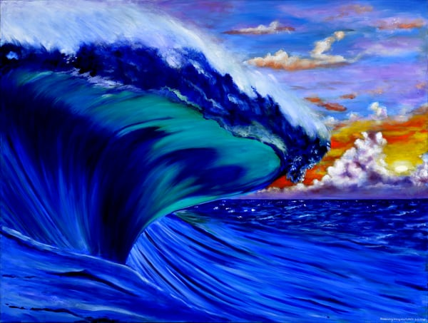 The Crest Art | Vasquez Art