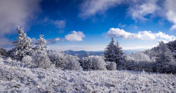 Appalachian Winter Photograph for Sale as Fine Art