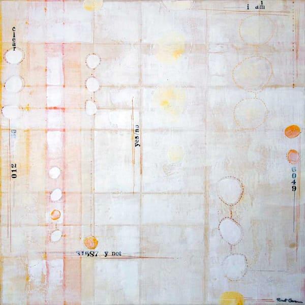 Crossword Puzzle by Artist Rinat Goren