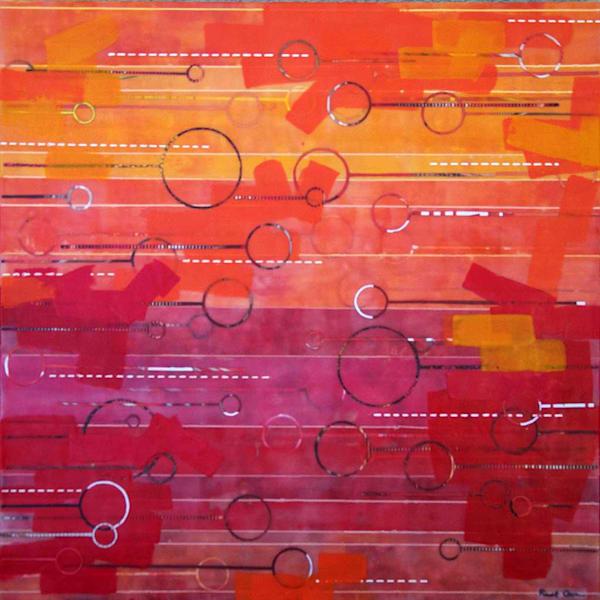 Deep Thoughts by artist Rinat Goren
