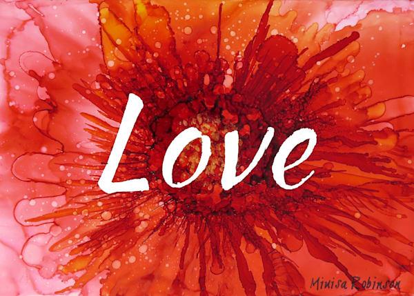 Love- Burst