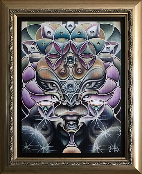 Avatara - Painting for Sale - Art by Ishka Lha