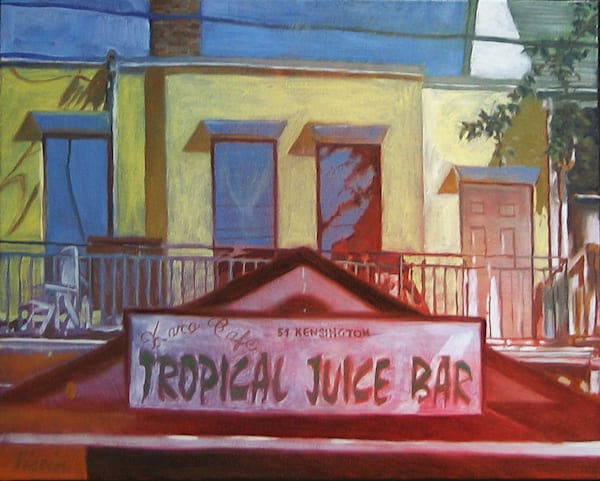 Tropical Juice Bar - Original