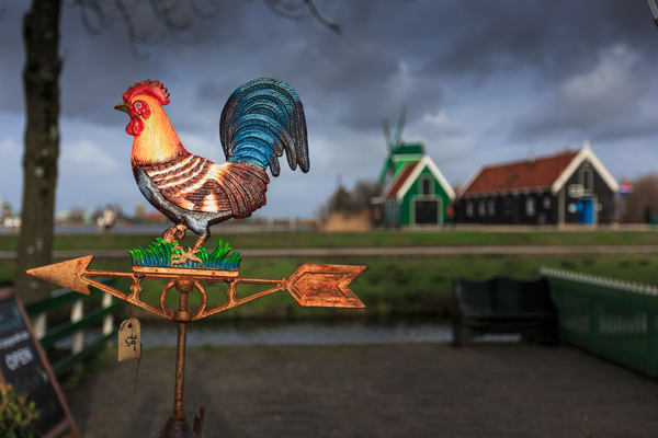 Rural 0037 Volendam Photography Art | Sandra Jasmin