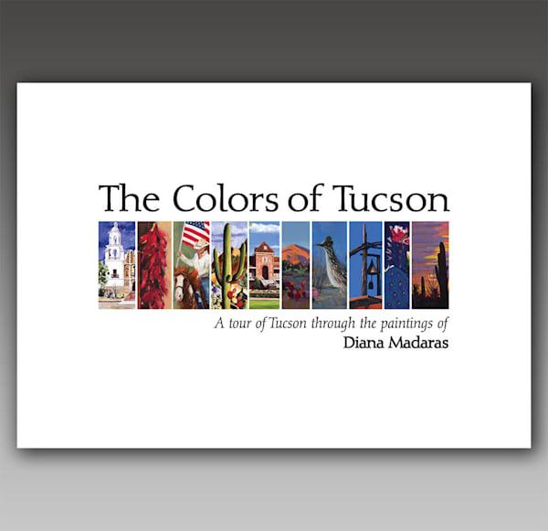 Colors of Tucson Art Book