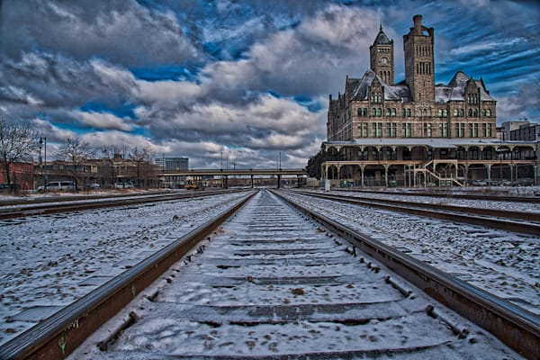On The Tracks | Union Station | Railroad Nashville
