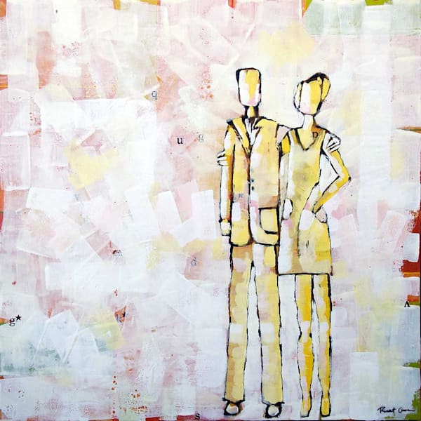 Together by Artist Rinat Goren