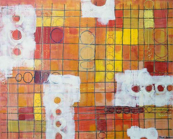Life's Complexity Art by Rinat Goren