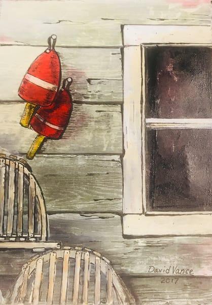 Window Box 4 Art | DavidPVance Prints