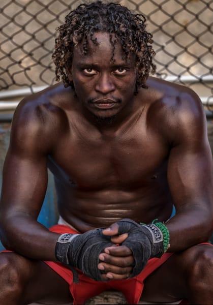 Cuba Olympic Boxer
