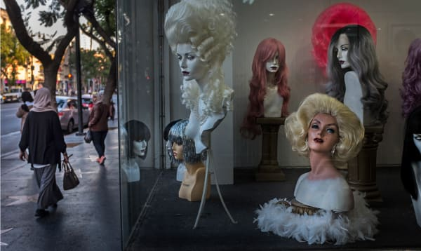 Hollywood Boulevard Wigs