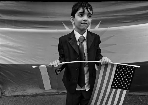 Young Demonstrator