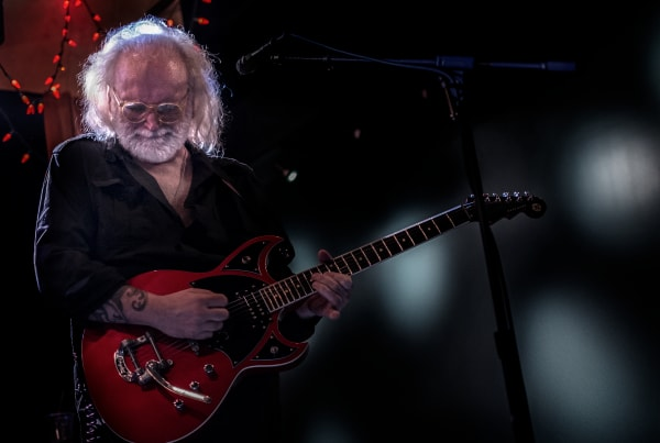 Reeves Gabrels The Cure