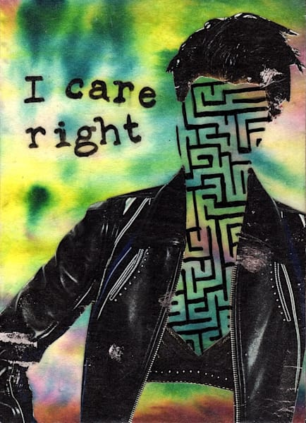 I Care Right Art | Moxie Color LLC