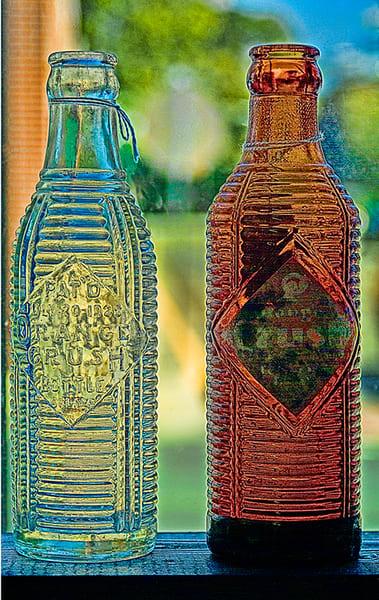 """2 Bottles"" Art | Digital Arts Studio / Fine Art Marketplace"